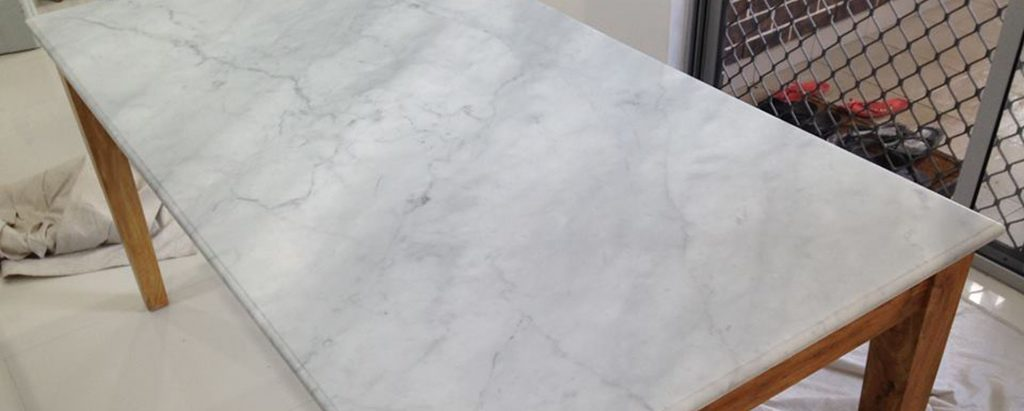 Marble Table Restoration