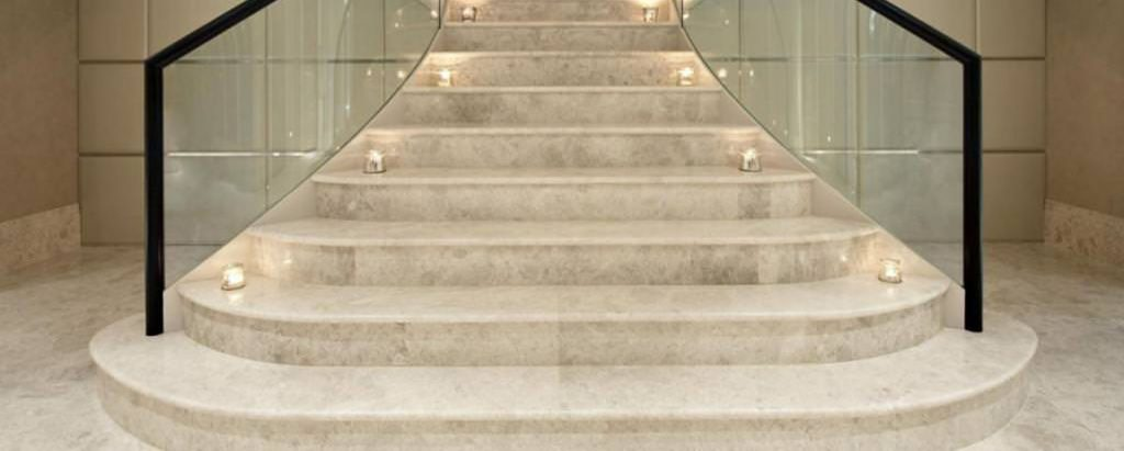 Marble Stairs Restoration